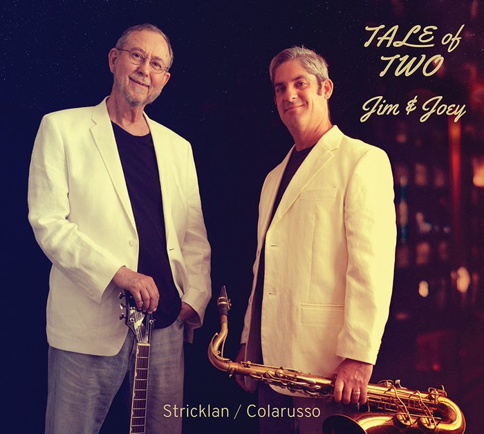 Jim and Joey CD cover