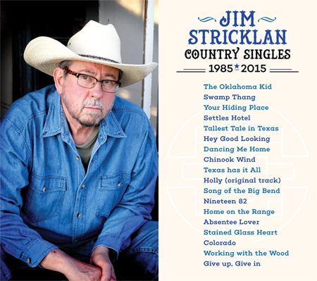 Country Singles CD cover