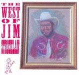 West of Jim Stricklan CD cover which links to page with detail info about this CD